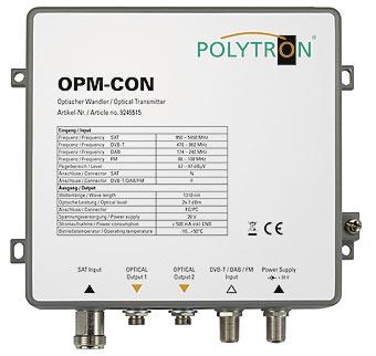 POLYTRON OPM-CON